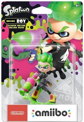 amiibo Splatoon Character - Inkling Boy neon-green