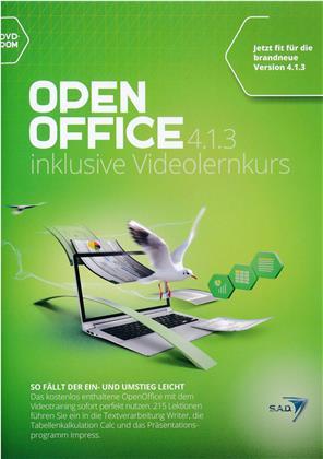 OpenOffice 4.1.3 inklusive Videolernkurs [PC] (D/F/I/E/S)