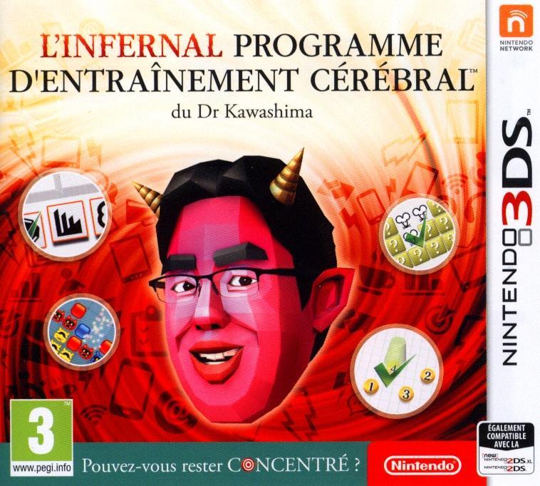 L'Infernal Programme d'Entertainment Cerebral - du Dr. Kawashima