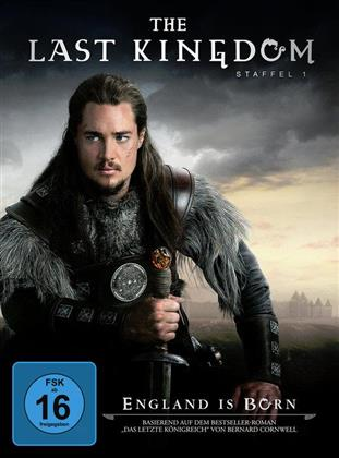 The Last Kingdom - Staffel 1 (4 DVDs)
