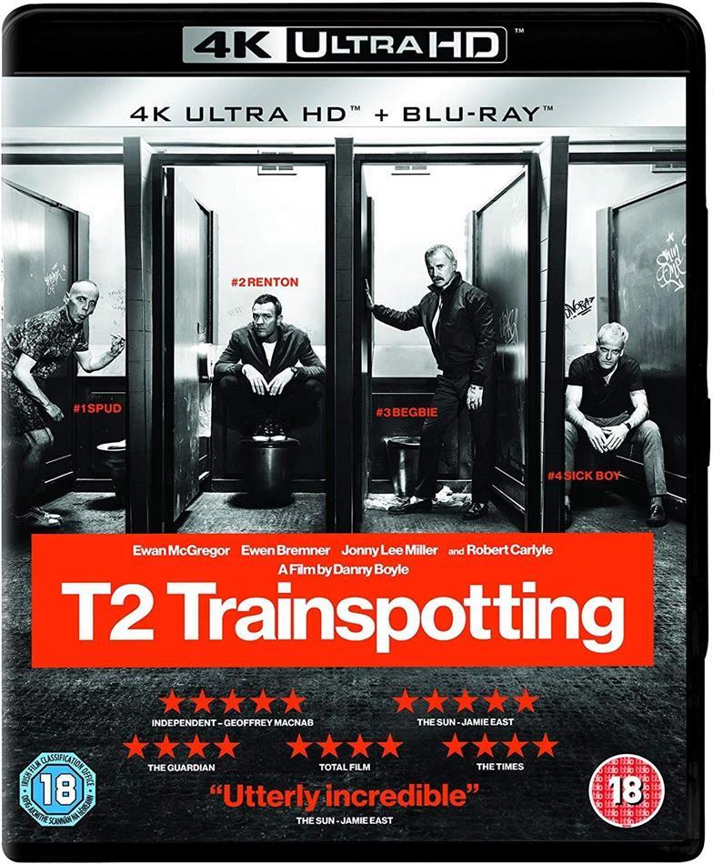 T2 - Trainspotting (2017) (4K Ultra HD + 2 Blu-rays)