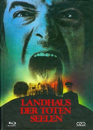 Landhaus der toten Seelen (1976) (Cover A, Limited Edition, Mediabook, Uncut, Blu-ray + DVD)
