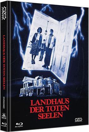 Landhaus der toten Seelen (1976) (Cover D, Limited Edition, Mediabook, Uncut, Blu-ray + DVD)