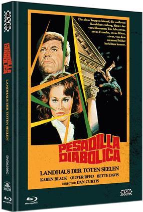 Pesadilla Diabolica - Landhaus der toten Seelen (1976) (Cover C, Limited Edition, Mediabook, Uncut, Blu-ray + DVD)