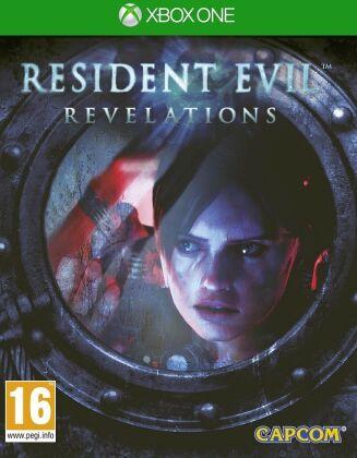 Resident Evil Revelations HD