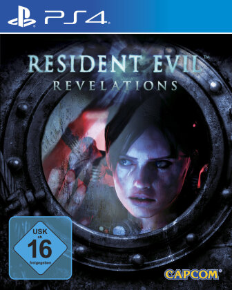 Resident Evil Revelations HD - (German Version)
