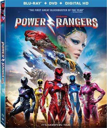 Saban's Power Rangers (2017) (Widescreen, Blu-ray + DVD)