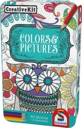 Creative Kit - Colors & Pictures (Metalldose) (mult)