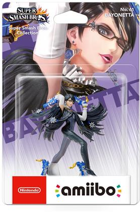 amiibo Smash Bayonetta 61