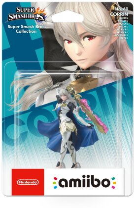 amiibo Smash Corrin Player 2 (Girl) 60