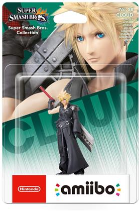 Amiibo Smash Cloud Player 2 58