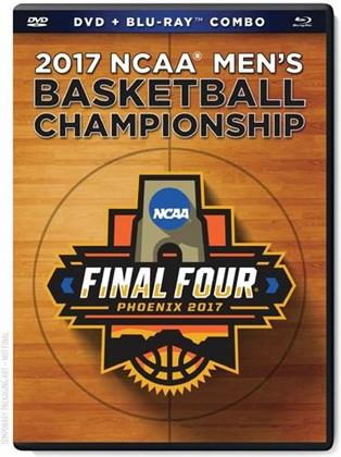 NCAA - 2017 Men's Basketball Championship (DVD + Blu-ray)