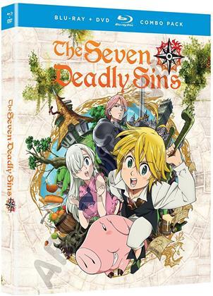 Seven Deadly Sins - Season 1.1 (2 Blu-rays + 2 DVDs)