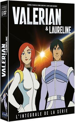 Valérian & Laureline - Intégrale de la série (Remastered, 6 DVDs)