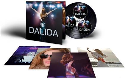 Dalida (2016) (Limited Edition, Blu-ray + DVD + CD)