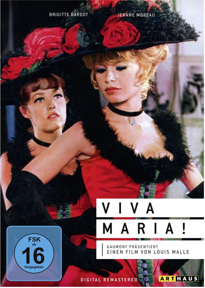 Viva Maria! (1965) (Arthaus, Remastered)