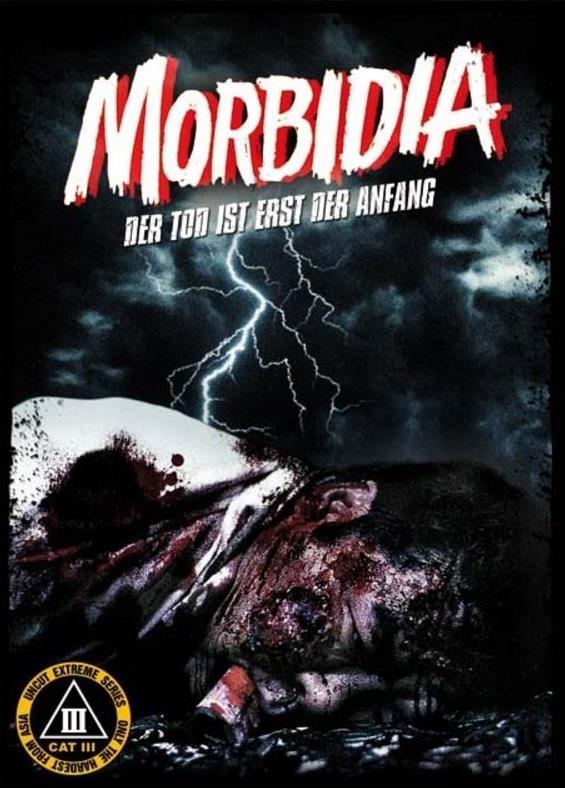 Morbidia - Der Tod ist erst der Anfang (1993) (CAT III - Uncut Extreme Series, Kleine Hartbox, Limited Edition, Uncut)
