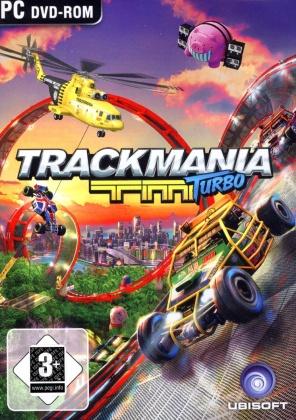 Trackmania Turbo - Pyramide