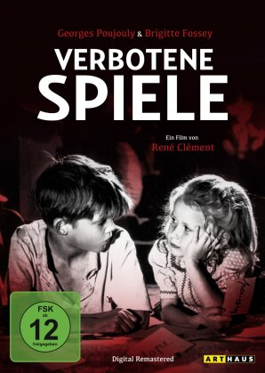 Verbotene Spiele (1952) (Digital Remastered, Arthaus, s/w)