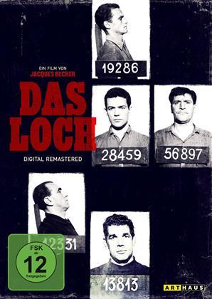 Das Loch (1960) (Arthaus, s/w, Remastered)