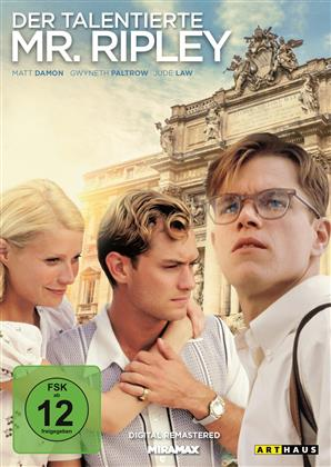 Der talentierte Mr. Ripley (1999) (Digital Remastered, Arthaus)
