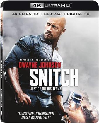Snitch (2013) (4K Ultra HD + Blu-ray)