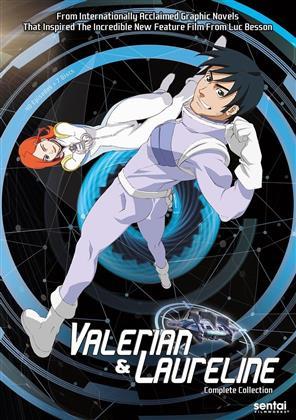 Valerian & Laureline - Complete Collection (7 DVDs)