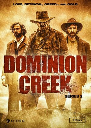 Dominion Creek - Series 2 (2 DVDs)