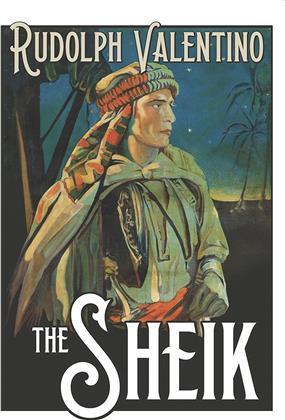 The Sheik (1921) (s/w)