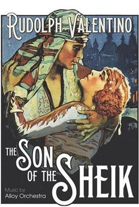 The Son of Sheik (1926) (b/w)