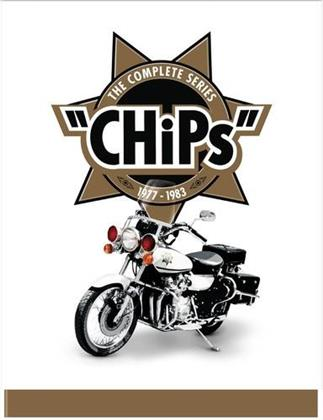CHiPs - The Complete Series (Gift Set, 31 DVD)