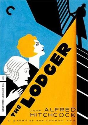The Lodger - A Story Of The London Fog (1927) (b/w, Criterion Collection, Restored)