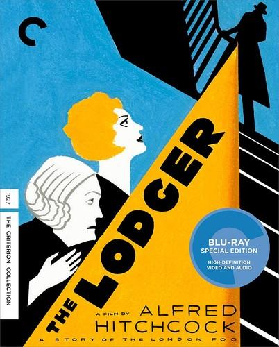 The Lodger - A Story Of The London Fog (1927) (s/w, Criterion Collection, Restaurierte Fassung)