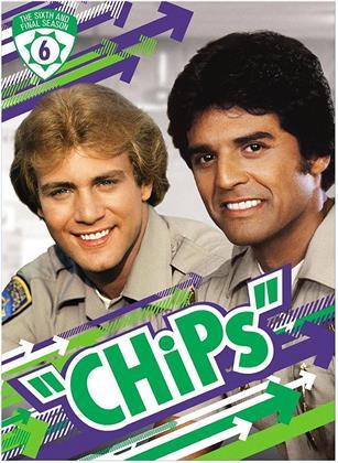 CHiPs - Season 6 (4 DVD)