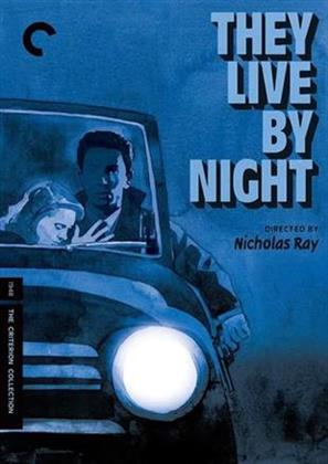 They Live by Night (1948) (Criterion Collection, Restaurierte Fassung)