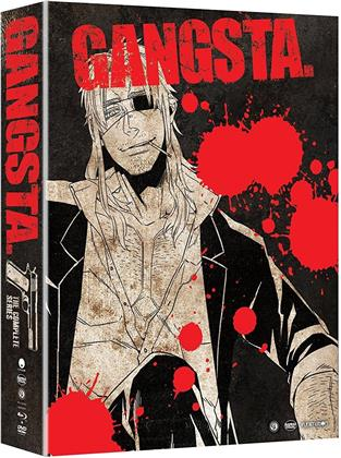 GANGSTA - The Complete Series (2015) (Limited Edition, 2 Blu-rays + 2 DVDs)