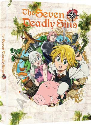 Seven Deadly Sins - Season 1.1 (2 DVDs)