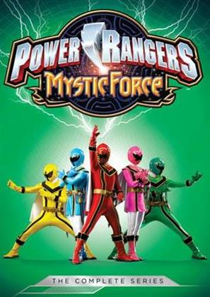 Power Rangers: Mystic Force - The Complete Serie (4 DVDs)