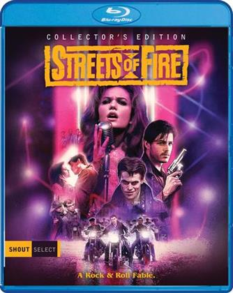 Streets of Fire (1984) (Collector's Edition, 2 Blu-rays)