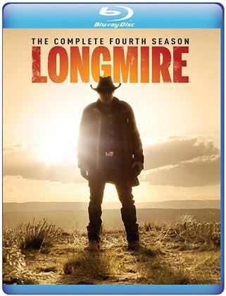 Longmire - Season 4 (4 Blu-rays)