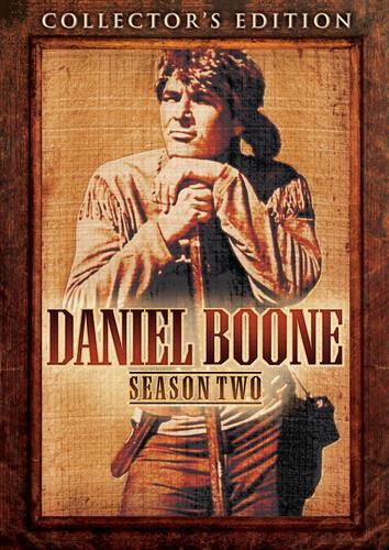 Daniel Boone - Season 2 (Collector's Edition, 6 DVDs)