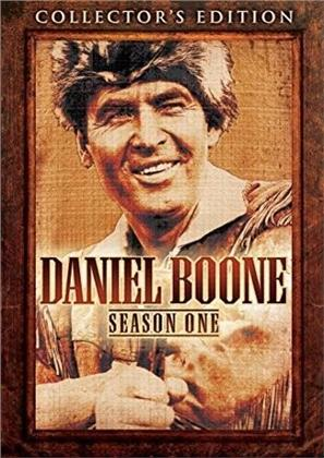Daniel Boone - Season 1 (b/w, Collector's Edition, 6 DVDs)