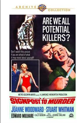 Signpost To Murder (1964) (n/b)