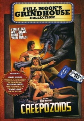Creepozoids (1987) (Full Moon's Grindhouse Collection)