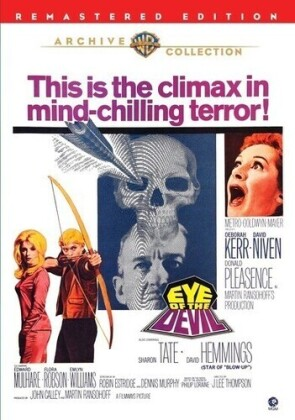 Eye Of The Devil (1966) (s/w, Remastered)