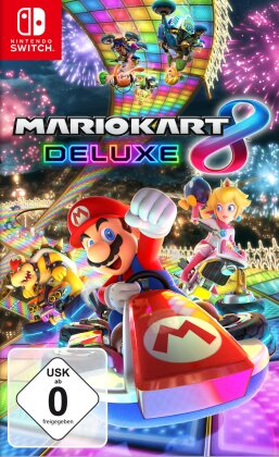 Mario Kart 8 Deluxe (German Edition)