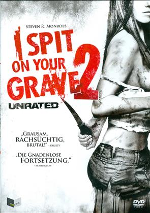 I Spit on your Grave 2 (2013) (Neuauflage, Uncut, Unrated)