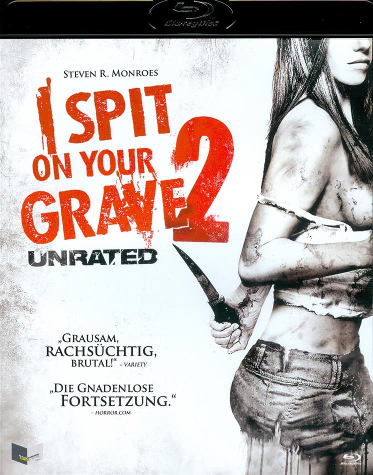 I Spit on your Grave 2 (2013) (Neuauflage, Unrated)