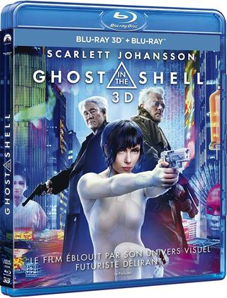 Ghost in the Shell (2017) (Blu-ray 3D + 2 Blu-ray)