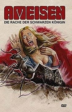 Ameisen - Die Rache der schwarzen Königin (1977) (Cover B, Grosse Hartbox, Limited Edition, Uncut)